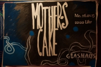 Mothers Cake & Parasol Caravan